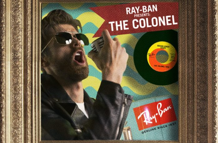 RAY-BAN 3560 – THE COLONEL