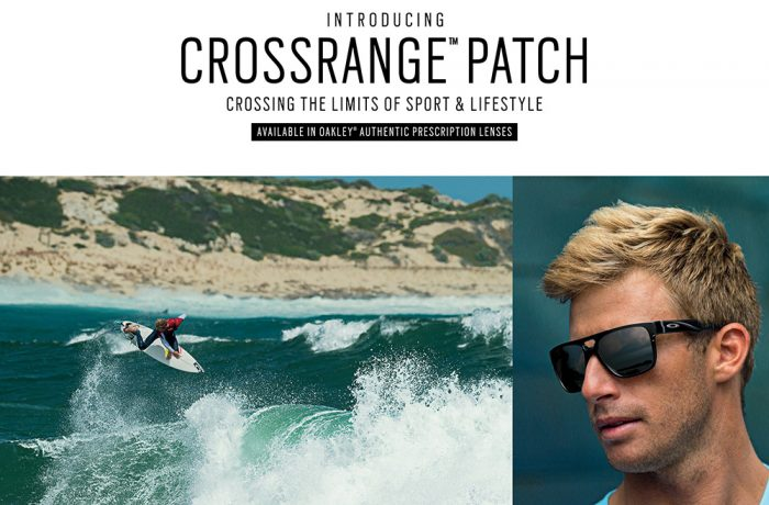 OAKLEY 9382 – CROSSRANGE PATCH