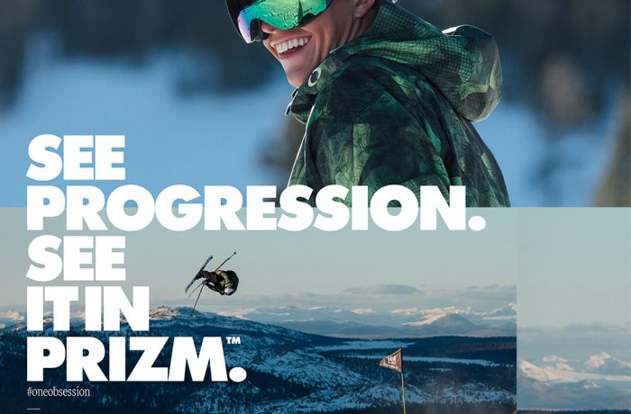 OAKLEY 7050 – FLIGHT DECK PRIZM