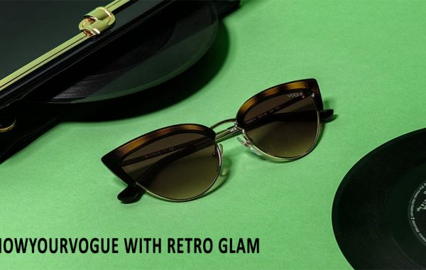 VOGUE 5212S – RETRO GLAM