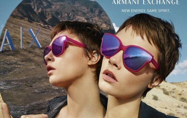 ARMANI EXCHANGE 4073S