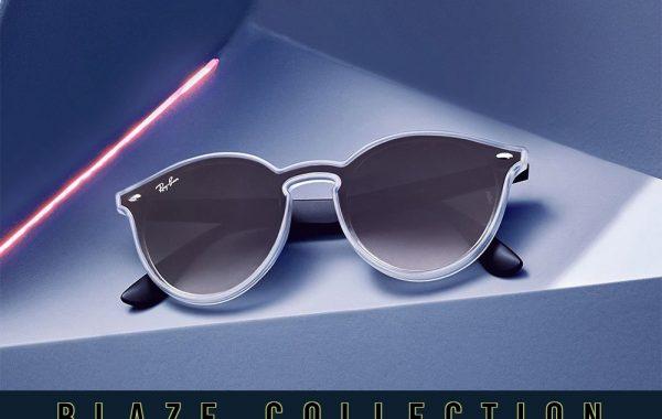 RAY-BAN 4380N – BLAZE ROUND