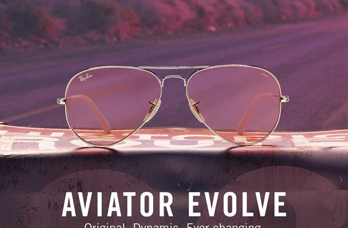RAY-BAN 3025 – AVIATOR EVOLVE