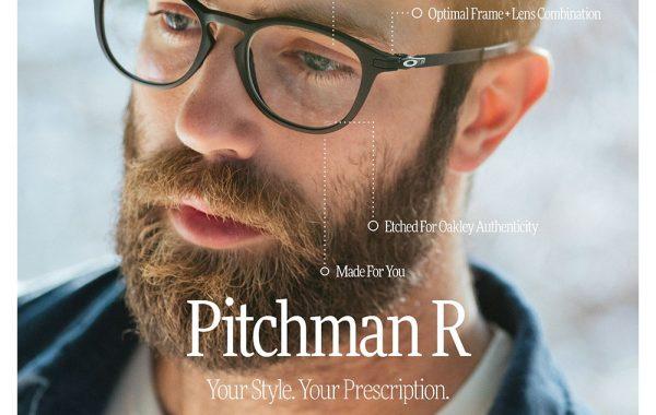 OAKLEY 8105 – PITCHMAN R